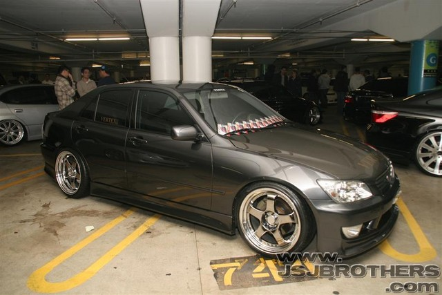 Lexus Is200 Modified. IS - Lexus IS Forum