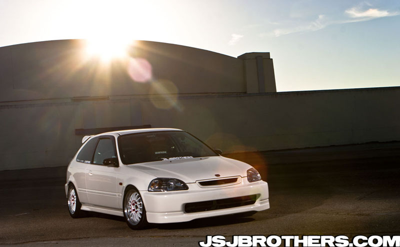 96 Honda Civic Hatchback Ek Jsj Brothers